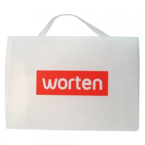 FOLDER POLYPROPYLENE WITH HANDLE