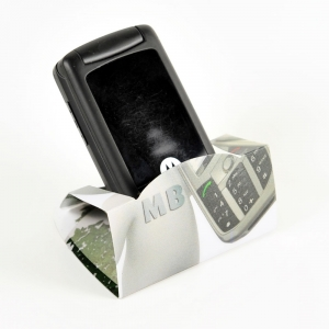 MOBILE PHONE HOLDER PP FULL COLOR PRINT 2 SIDED