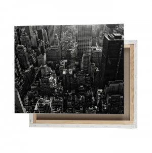 EXTRA LARGE CANVAS 4 COLORS + WOOD STRUCTURE