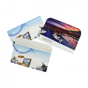 TRAVEL DOCUMENT HOLDER 245X130MM WITH FULL COLOR PRINT