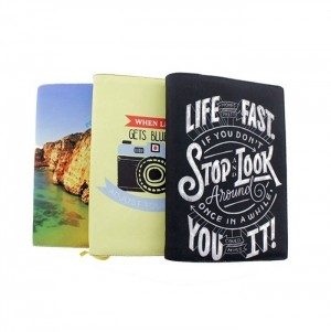 COVER FOR SCHEDULE OR NOTEBOOK A5, POLYESTER, FULL COLOR PRI
