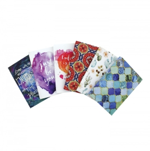 NOTEBOOK A6 WITH POLYESTER COVER, FULL COLOR PRINT, 50 SHEET