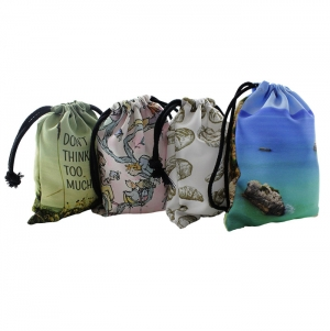 BAG SIZE M POLYESTER FULL COLOR PRINT