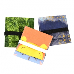 WALLET POLYESTER, FULL COLOR
