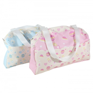 MATERNITY BAG POLYESTER, FULL COLOR PRINT