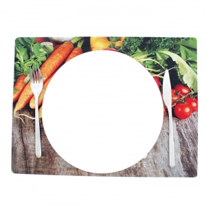 PLACE MAT, A3 TYVEK, FULL COLOR PRINT