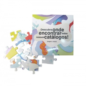 CARD PUZZLEA5 12 PIECES WITHPACKING